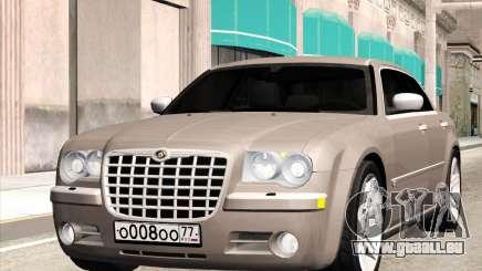 Chrysler 300C 2009 pour GTA San Andreas