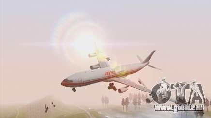 Airbus A340-300 China Eastern für GTA San Andreas