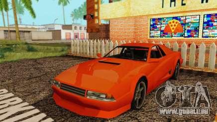 New Cheetah v1.0 pour GTA San Andreas