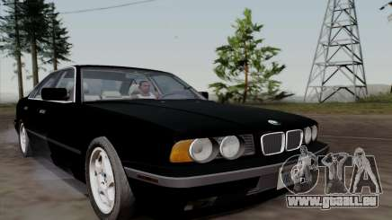 BMW 540i (E34) pour GTA San Andreas