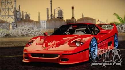 Ferrari F50 1995 für GTA San Andreas
