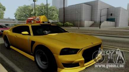 Buffalo Taxi für GTA San Andreas
