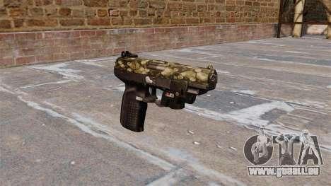 Pistole FN Five seveN LAM Hex für GTA 4