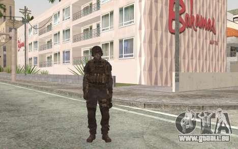 Keegan P. Russ pour GTA San Andreas