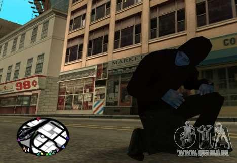 Macht von den neuen spider-man 2 für GTA San Andreas