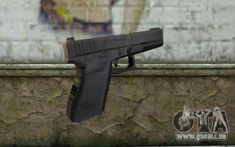 Manhunt Glock pour GTA San Andreas deuxième écran