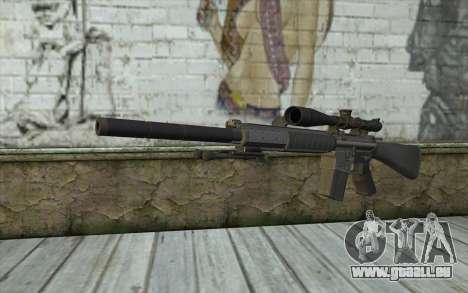 SC25 Sniper Rifle pour GTA San Andreas