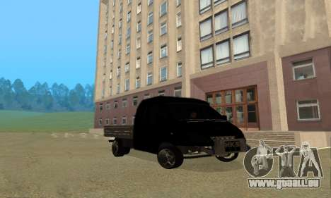 GAZ 3302 V8-Devils für GTA San Andreas