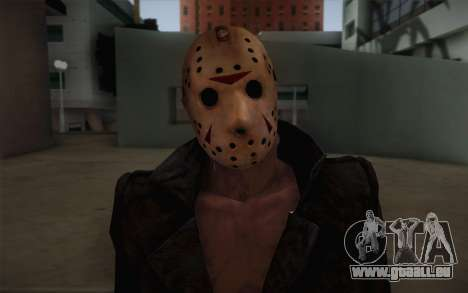 Jason Voorhees Modern Version für GTA San Andreas dritten Screenshot