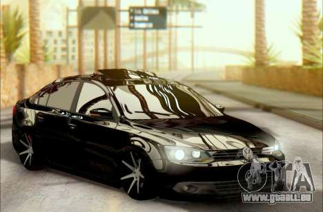 Volkswagen Jetta 1.4 Comfortline МТ pour GTA San Andreas