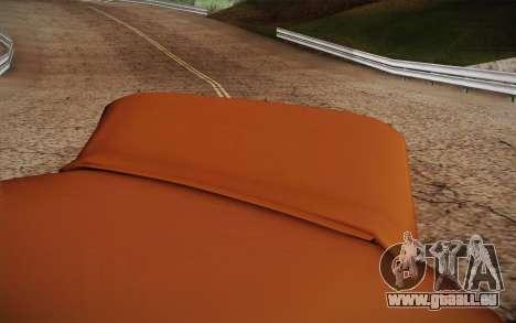 Peugeot 306 GTI 41 NS 681 für GTA San Andreas Rückansicht