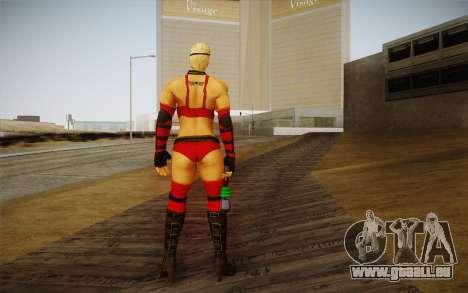 Mutter Russland из Kick Ass 2 für GTA San Andreas zweiten Screenshot
