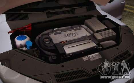 Volkswagen Scirocco pour GTA San Andreas vue de côté