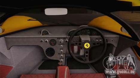 Ferrari 330 P4 1967 IVF für GTA San Andreas rechten Ansicht