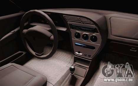 Peugeot 306 GTI 41 NS 681 pour GTA San Andreas vue de droite