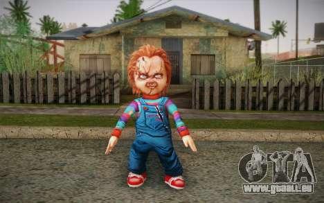 Chucky pour GTA San Andreas