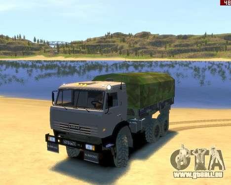KamAZ-43114 für GTA 4