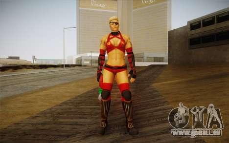 Mutter Russland из Kick Ass 2 für GTA San Andreas