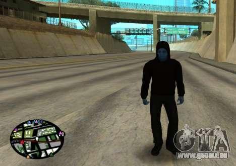 Macht von den neuen spider-man 2 für GTA San Andreas her Screenshot