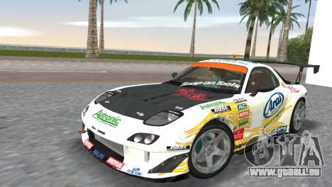 Mazda RX7 FD3S RE Amamiya Arial pour GTA Vice City
