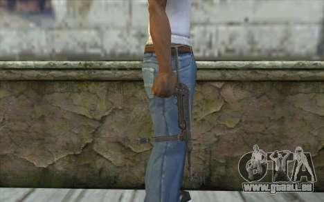 MP-40 Dual Mags für GTA San Andreas dritten Screenshot