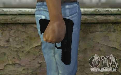 FN Five-Seven pour GTA San Andreas troisième écran