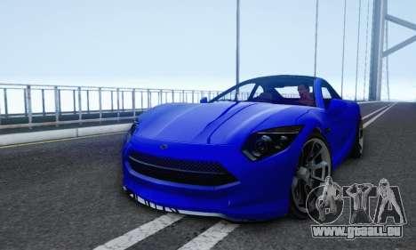 Hijak Khamelion V1.0 pour GTA San Andreas vue de côté