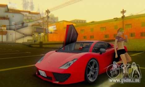 Pegassi Vacca pour GTA San Andreas