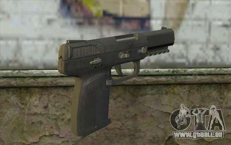 FN Five-Seven für GTA San Andreas zweiten Screenshot