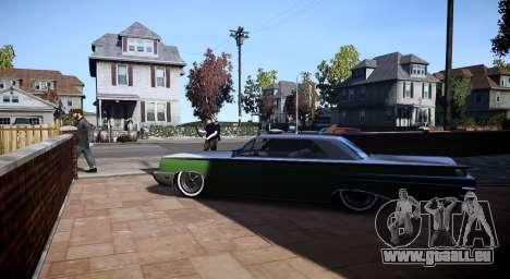 GTA Vice City Voodoo pour GTA 4 Vue arrière de la gauche