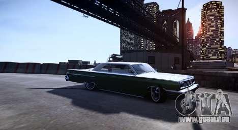 GTA Vice City Voodoo pour GTA 4 est un droit