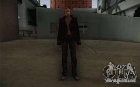 Jason Voorhees Modern Version für GTA San Andreas