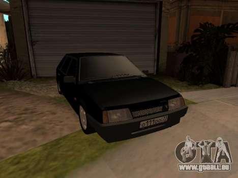 VAZ 2109 Bandit V 1.0 pour GTA San Andreas