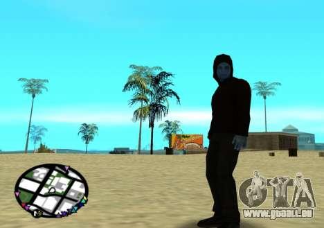 Macht von den neuen spider-man 2 für GTA San Andreas dritten Screenshot