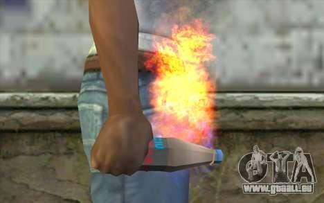 Ciu Oplosan pour GTA San Andreas troisième écran