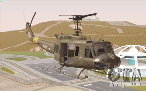 UH-1 Huey für GTA San Andreas