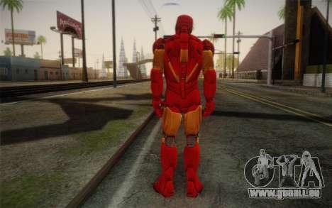 L'homme de fer pour GTA San Andreas deuxième écran