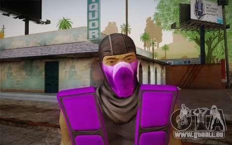 Regen из Ultimative MK3 für GTA San Andreas dritten Screenshot