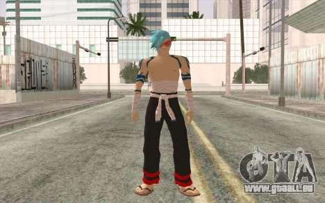 Kamina Sama für GTA San Andreas