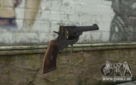 Revolver (Laub Bedeckt Abenteuer) für GTA San Andreas zweiten Screenshot
