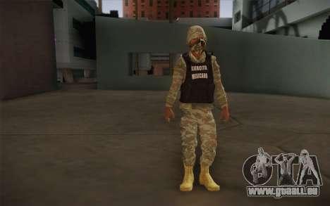 Sedena pour GTA San Andreas
