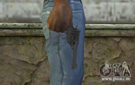 Revolver (Laub Bedeckt Abenteuer) für GTA San Andreas dritten Screenshot