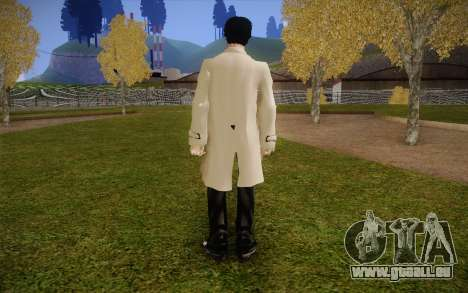 Castiel from Supernatural für GTA San Andreas zweiten Screenshot