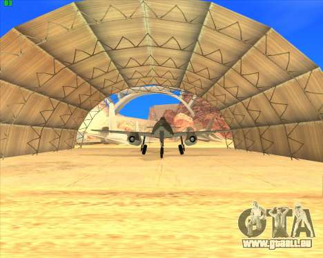 Messerschmitt Me.262 Schwalbe für GTA San Andreas linke Ansicht
