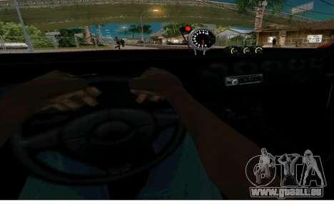 New Jester HQ pour GTA San Andreas vue de droite