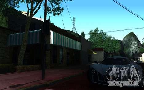 ENBSeries Paramètres par Makar_SmW86 v5.1 pour GTA San Andreas cinquième écran