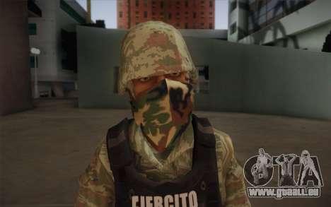 Sedena pour GTA San Andreas troisième écran
