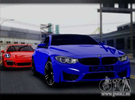 BMW M4 für GTA San Andreas