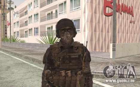 Keegan P. Russ pour GTA San Andreas troisième écran