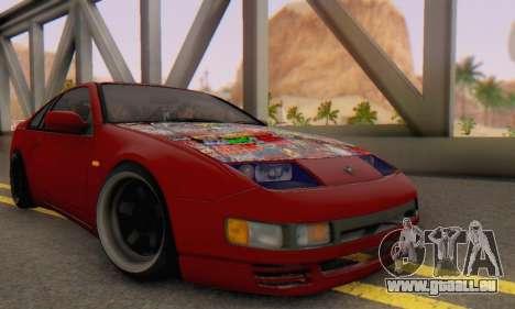 Nissan 300ZX Fairlady pour GTA San Andreas